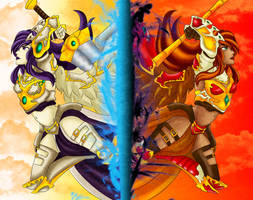 MTG: Akromas Gift by kenshymidzu