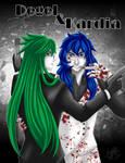 X-mas gift: Degel and Kardia by kenshymidzu