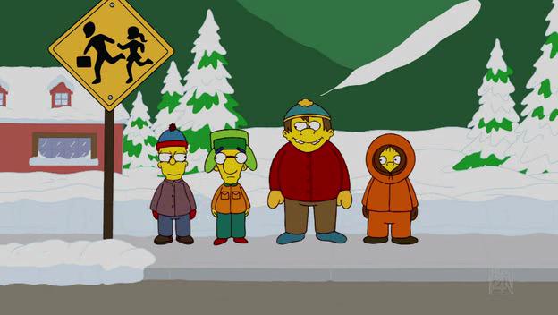 South Simpsons by SlaveMasterSeth