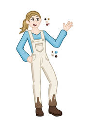 Quick Overalls Adopt [reduced price] by DoodleByte