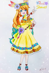 Song of Chicory Coord by vivian274