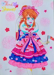 Kodomo no Camellia Coord~ by vivian274