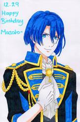 Happy Birthday Masato! by vivian274