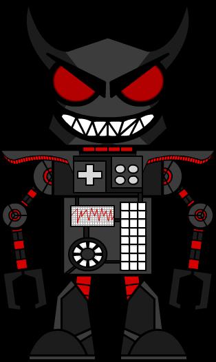 Evil Robotoy v2.0 by DaRkAjAx