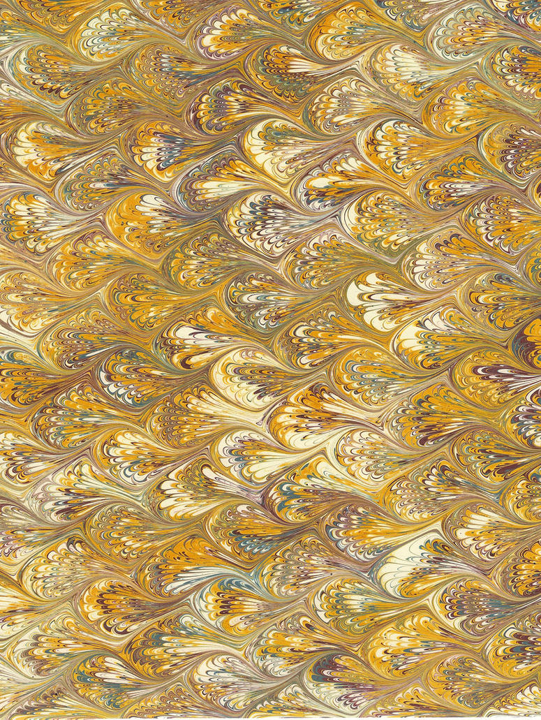 Marbled Ink Paper Texture by Enchantedgal-Stock