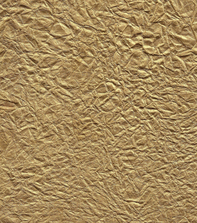 Gold Paper Cloth Stock Texture by Enchantedgal-Stock