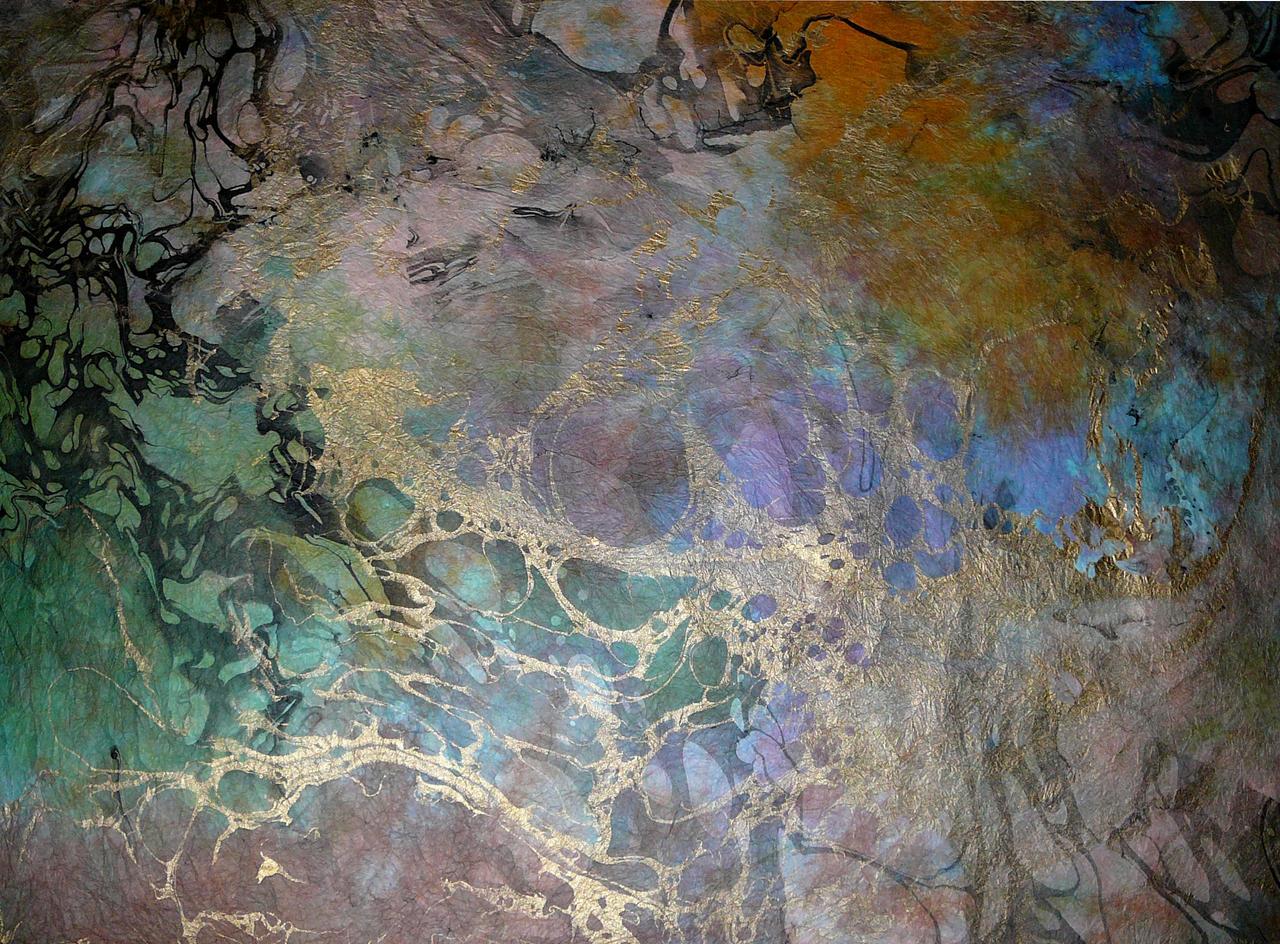 Tie Dye Pattern Texture Stock