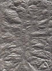 Aluminum Foil Texture Stock by Enchantedgal-Stock