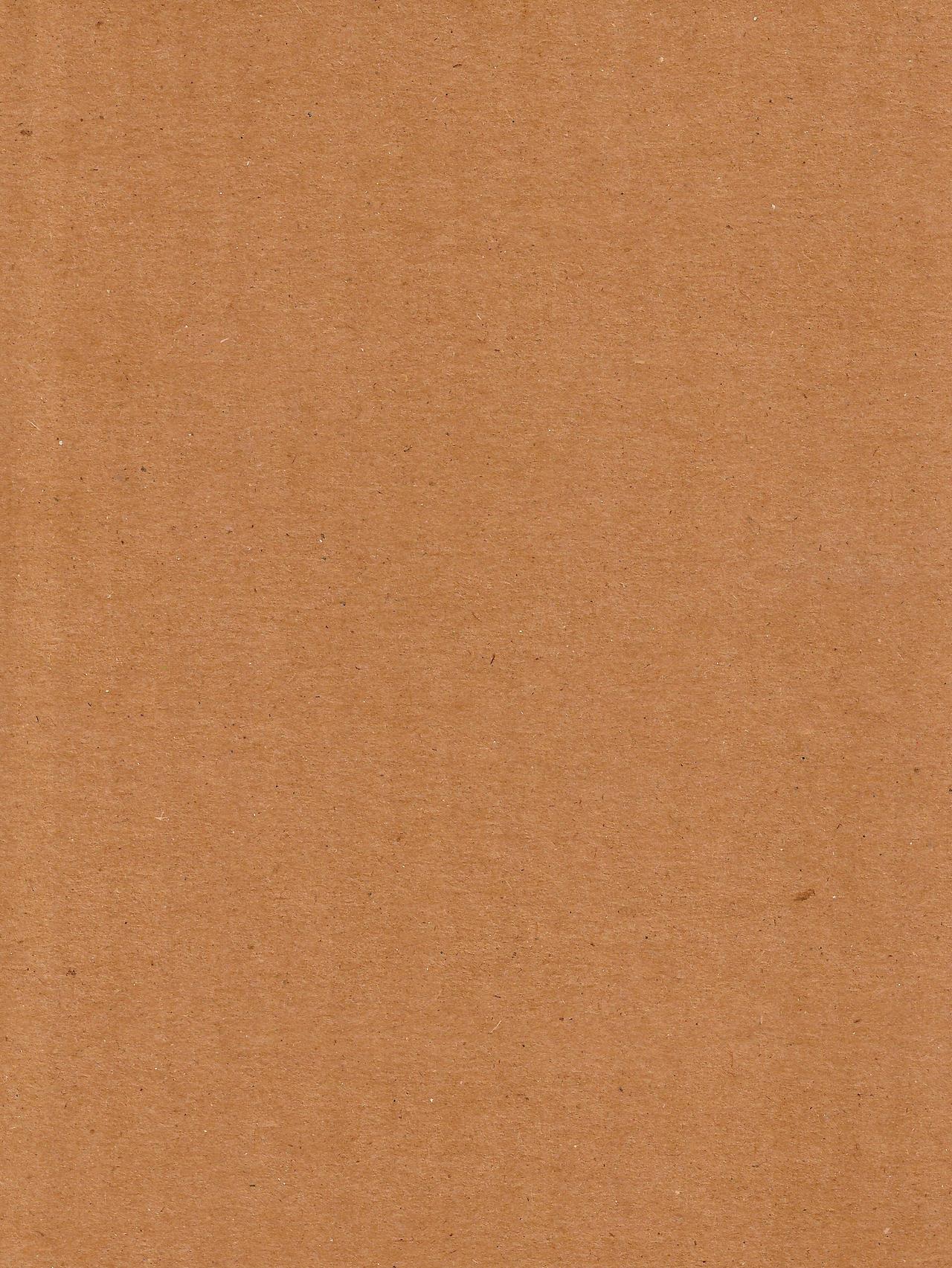 Cardboard Brown Paper Texture