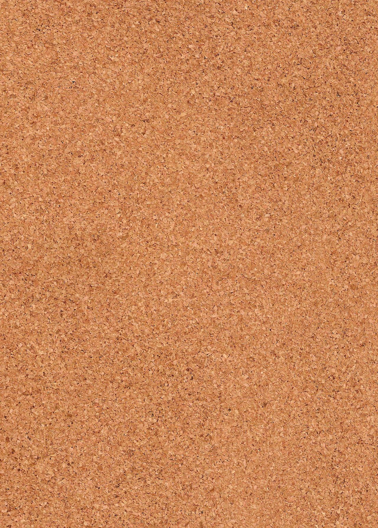Corkboard Wood Cork Composite