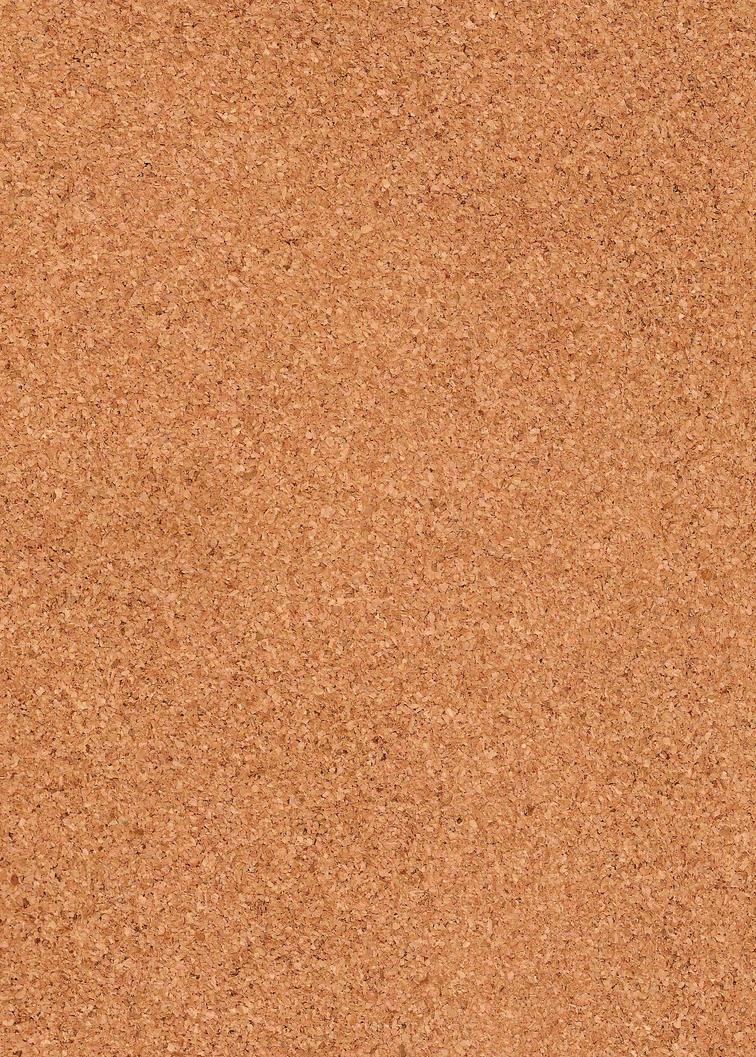 Corkboard Wood Cork Composite by Enchantedgal-Stock