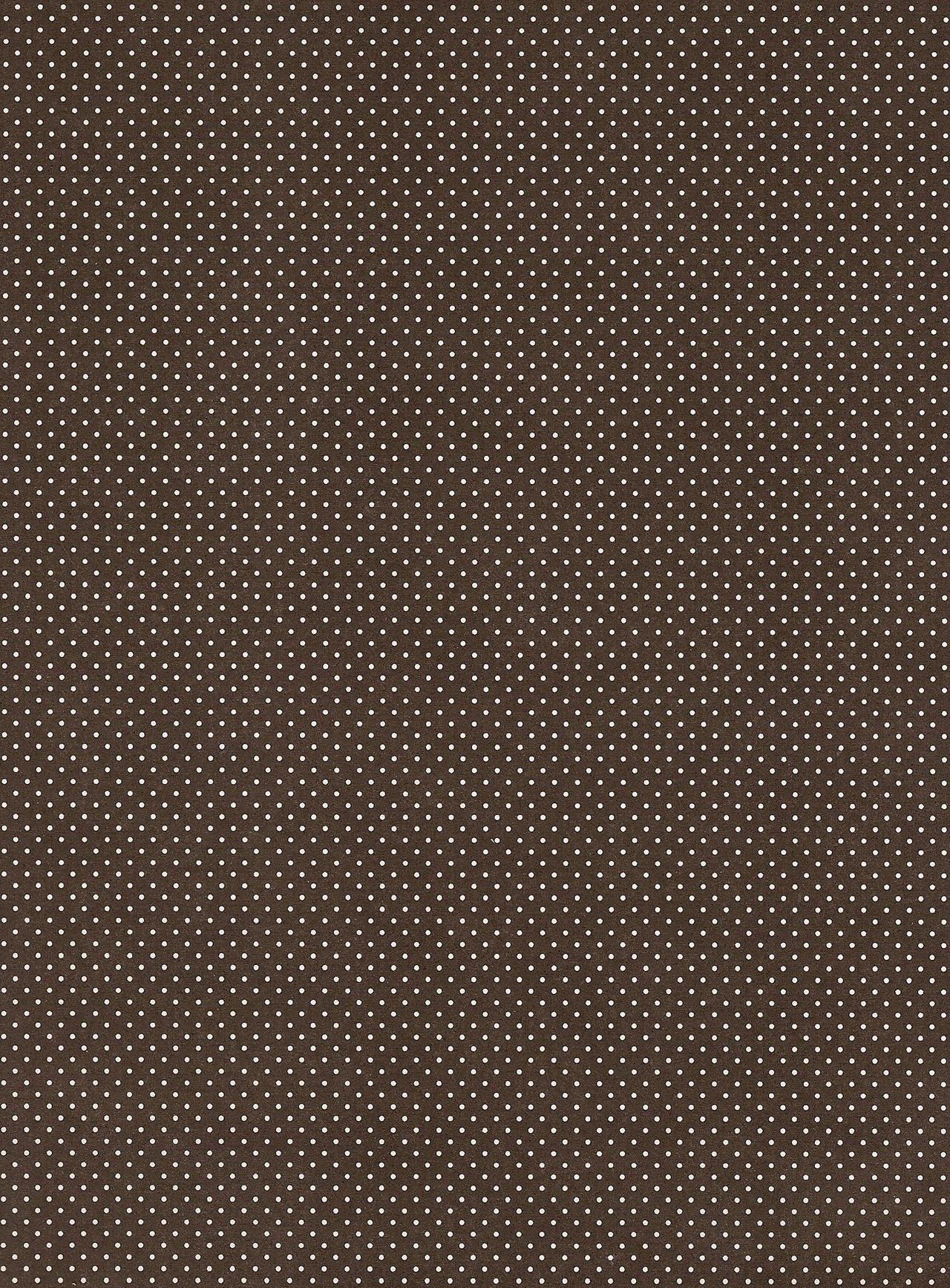 B+W Polka Dot Circle Pattern by Enchantedgal-Stock