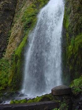 Waterfall Landscape Stock Pic