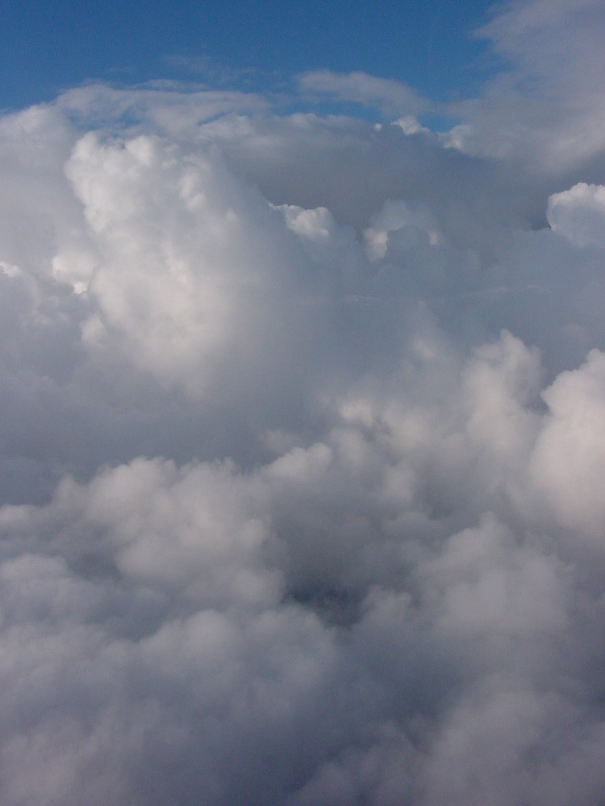 Cloud Texture Background Stock