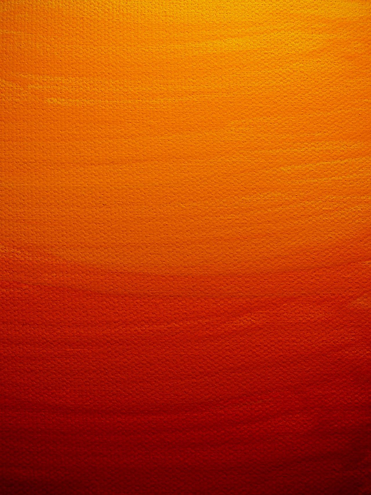Sunset Paint Canvas Texture