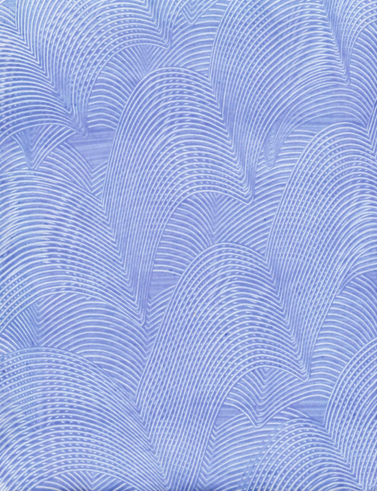 Wave Art Pattern Paper Texture