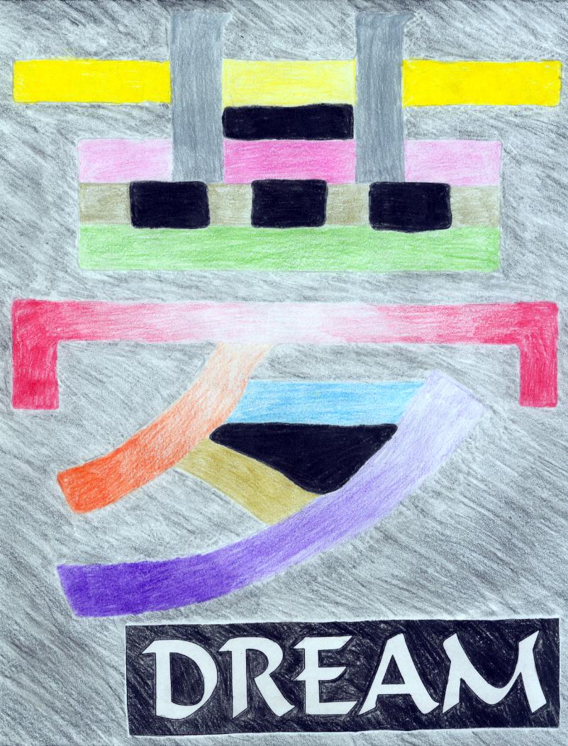 Japanese Symbol DREAM by