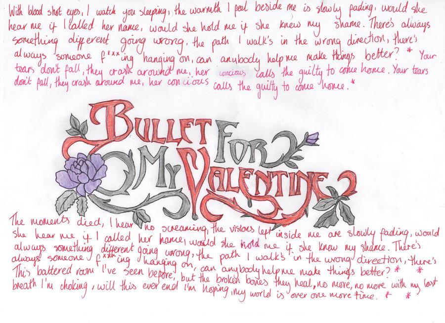 Bullet For My Valentine Tears Don T Fall Lyrics Poisk Po Kartinkam