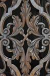 wooden ornament