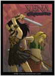 Xena and Gabielle Poster