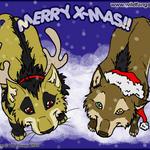 Happy Wild Christmas by Tenaga