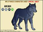 Wild Fangs Guest Sheets_Aikam