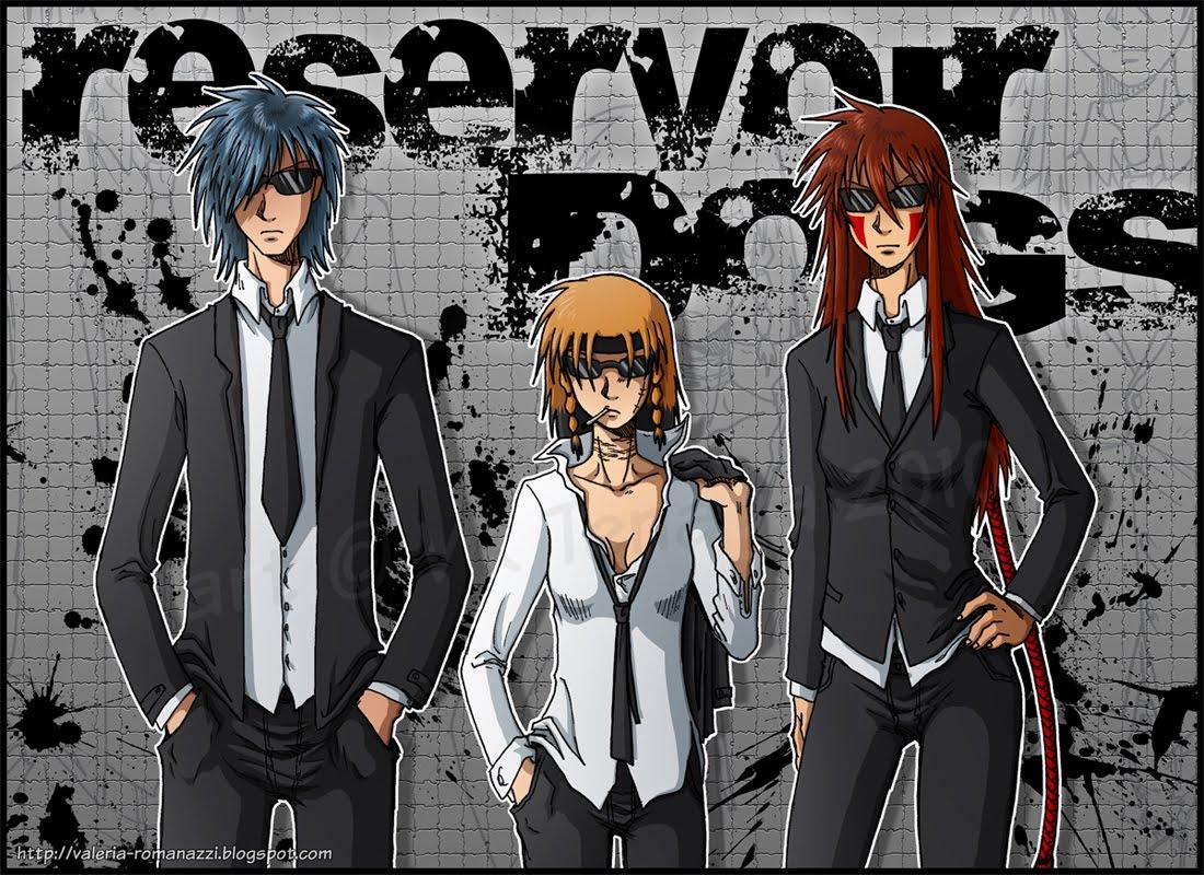 Reservoir Dogs Color Names