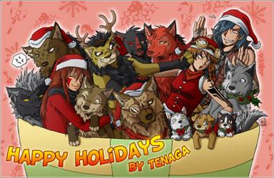 Happy Holidays by Tenaga
