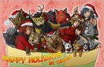 Happy Holidays by Tenaga