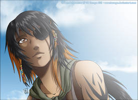 Sky Pirate by Tenaga