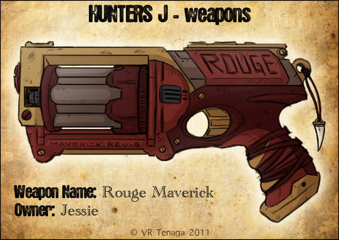 Hunters J Weapons: Jessie