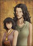 Chloe and Nadira