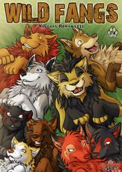 Wild Fangs N.04 - COVER by Tenaga