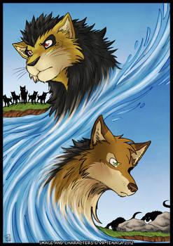 Wild Fangs n.04 - Promotional image