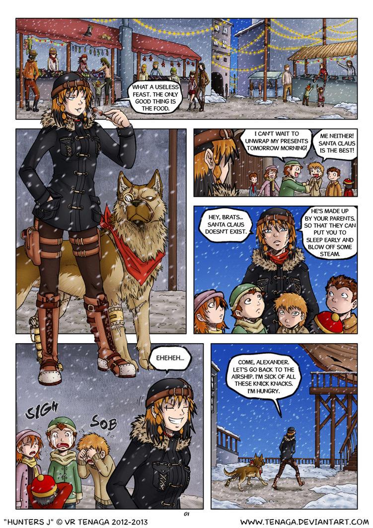 HJ: A Steampunk Carol - 01 by Tenaga