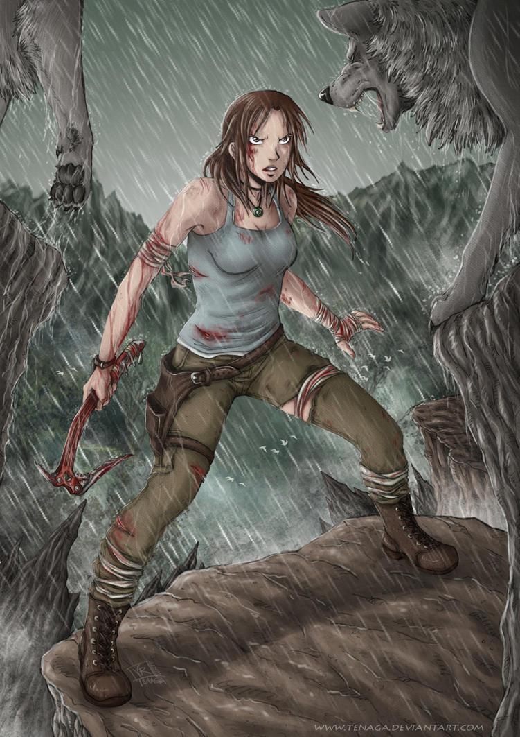 Tomb Raider Reborn Contest - Tenaga entry by Tenaga
