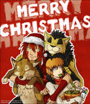 Merry Christmas from Tenaga Comics!