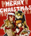 Merry Christmas from Tenaga Comics!