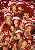 Happy Holidays!! by Tenaga