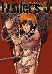 Hunters J - 01 - COVER by Tenaga