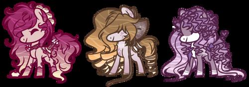 Valentines HoloCoffee Pony Adopts [Open 2/3]