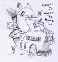 Heart is Where the Home Is by Vorgus