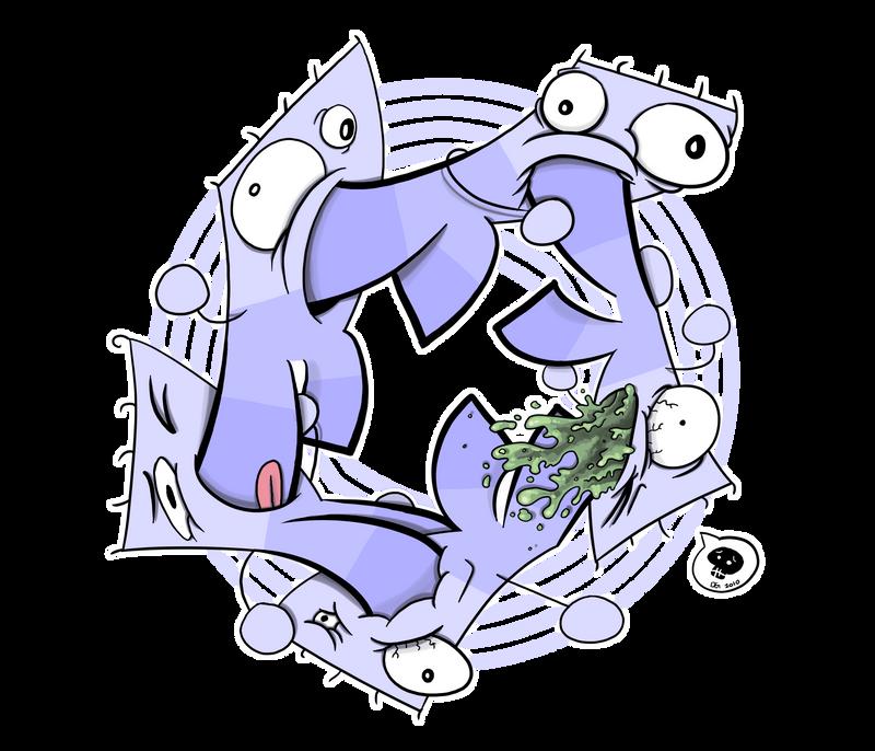 Circular Cannibalism by Vorgus