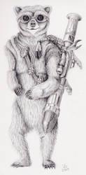 War Bear by Vorgus