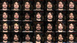 Beard Time Lapse by Vorgus