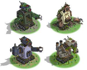 Superbia's Tank - Bots