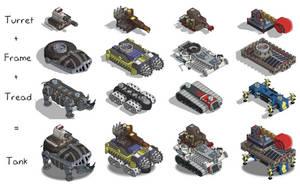 Superbia's Tank Lineup