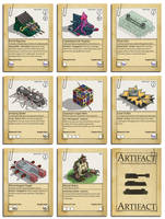 Superbia's Tank Cards