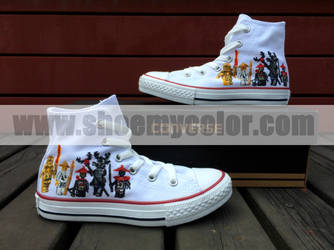 d561f280be92 ... LEGO Ninjago Converse Canvas High Top Custom Shoe by elleflynn