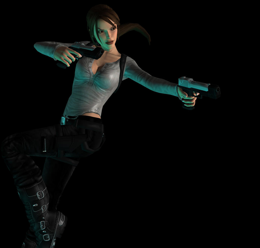 Lara Croft Tomb Raider Legend Wallpaper 1 By Spuros12 On